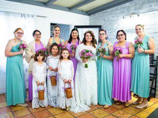 Sara and Michael's Wedding in Tucson, Arizona 7