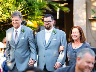 Sara and Michael's Wedding in Tucson, Arizona 9