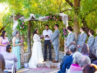 Sara and Michael's Wedding in Tucson, Arizona 11