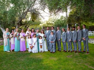 Sara and Michael's Wedding in Tucson, Arizona 14