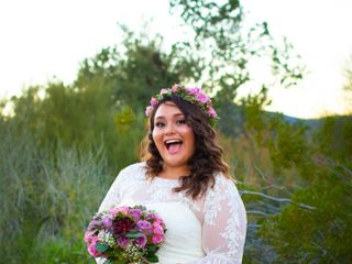 Sara and Michael's Wedding in Tucson, Arizona 21