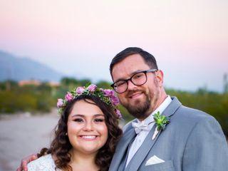 Sara and Michael's Wedding in Tucson, Arizona 25
