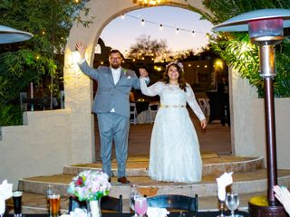 Sara and Michael's Wedding in Tucson, Arizona 27