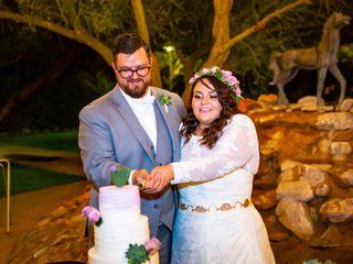 Sara and Michael's Wedding in Tucson, Arizona 30