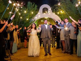 Sara and Michael's Wedding in Tucson, Arizona 31