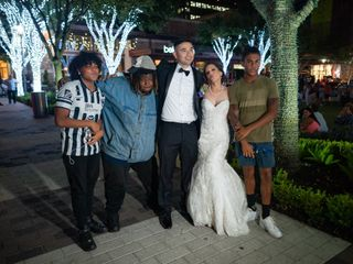 The wedding of Dena and Jesus 3