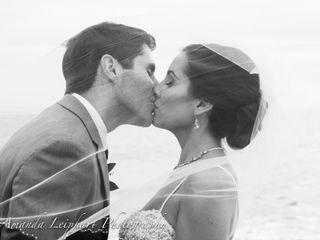 The wedding of Amy and Joe 1