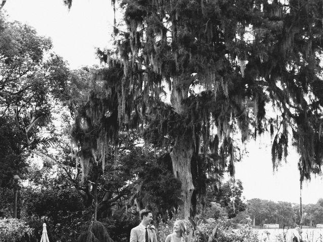 Josh and Ashley's Wedding in Winter Park, Florida 5