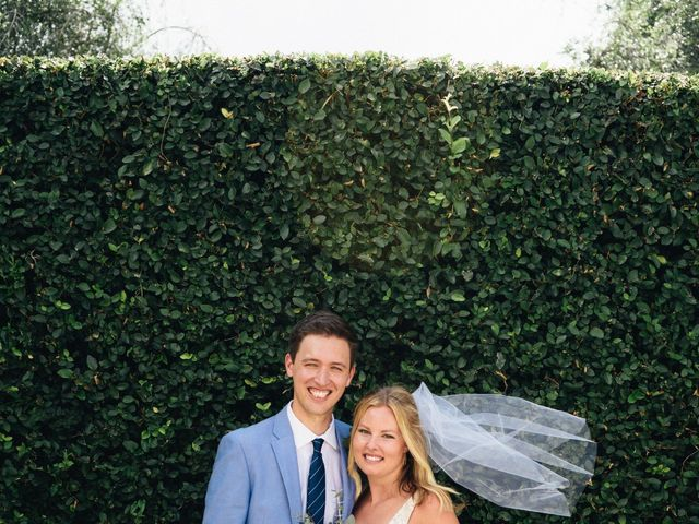 Josh and Ashley's Wedding in Winter Park, Florida 7