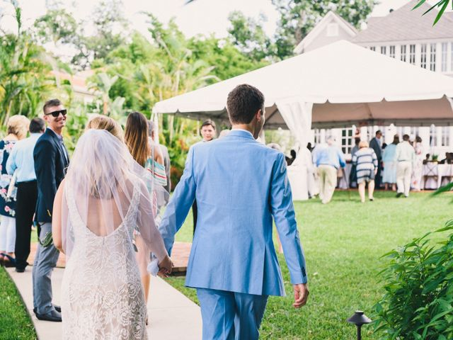 Josh and Ashley's Wedding in Winter Park, Florida 9