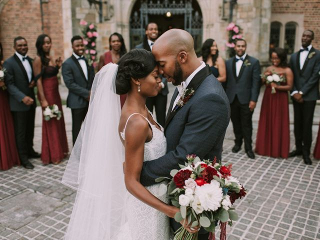 Jason and Rukija's Wedding in Rochester, Michigan 13