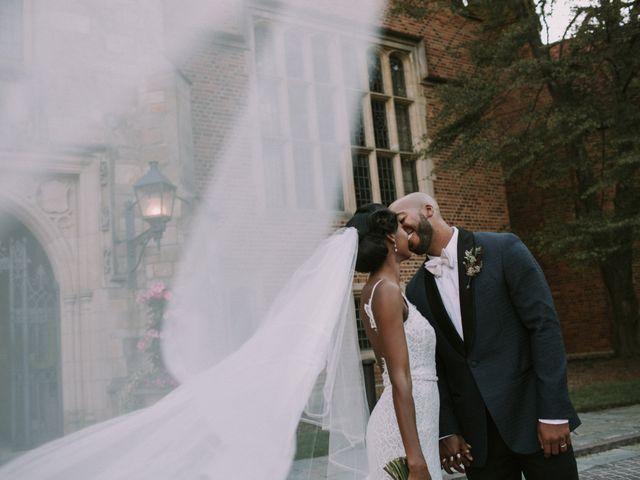 Jason and Rukija's Wedding in Rochester, Michigan 14