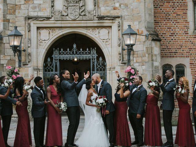 Jason and Rukija's Wedding in Rochester, Michigan 32