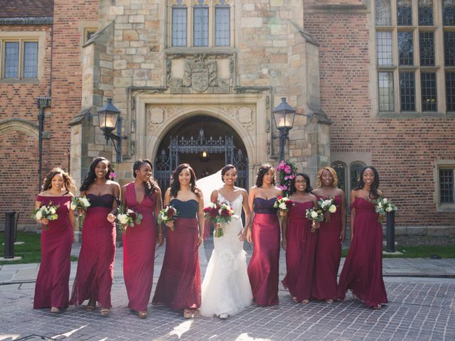 Jason and Rukija's Wedding in Rochester, Michigan 42