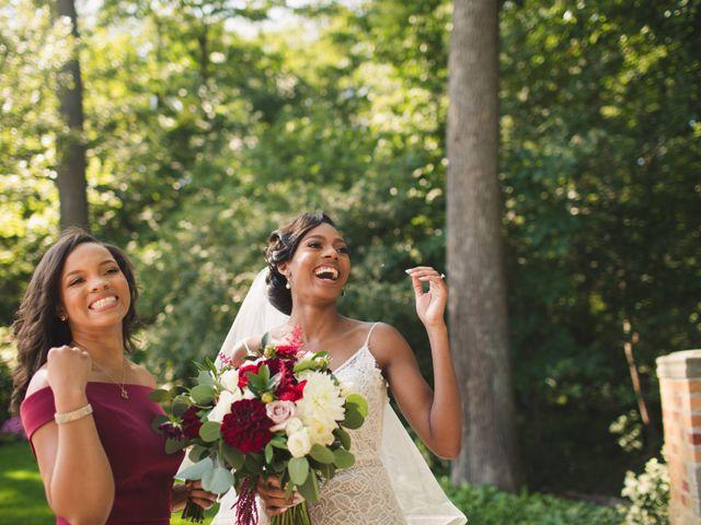 Jason and Rukija's Wedding in Rochester, Michigan 46