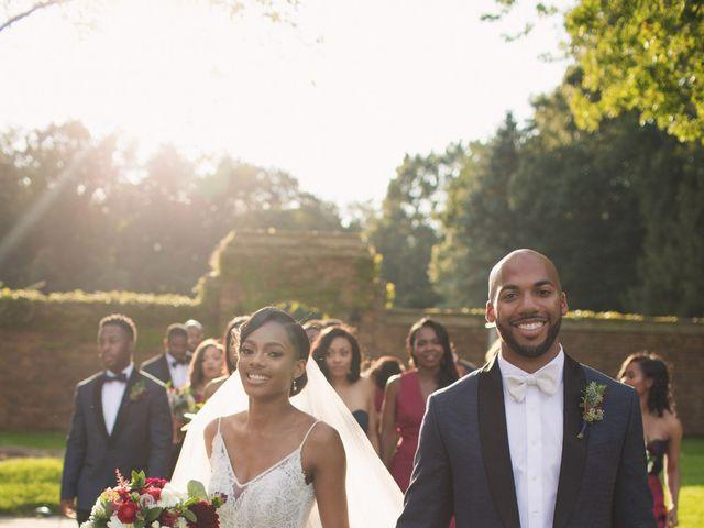 Jason and Rukija's Wedding in Rochester, Michigan 49