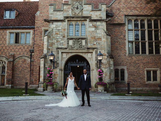 Jason and Rukija's Wedding in Rochester, Michigan 50