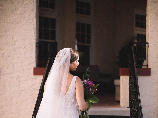 Steve and Liseil's Wedding in Dunedin, Florida 7