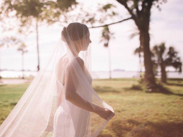 Steve and Liseil's Wedding in Dunedin, Florida 9