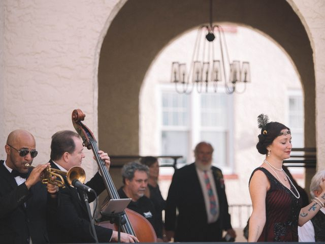 Steve and Liseil's Wedding in Dunedin, Florida 17