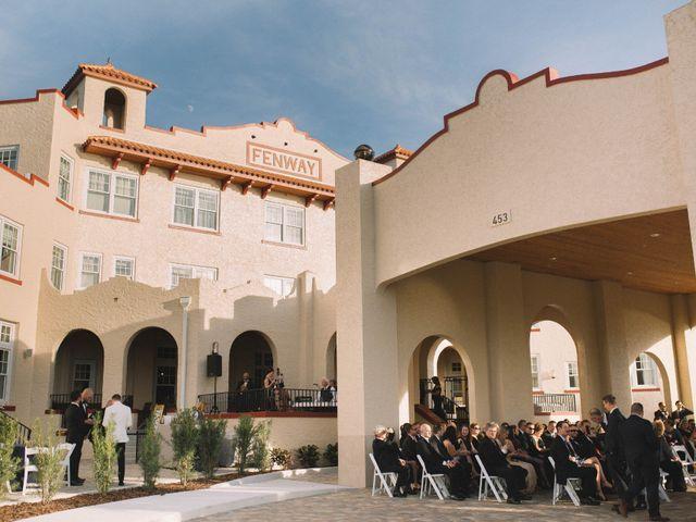 Steve and Liseil's Wedding in Dunedin, Florida 18