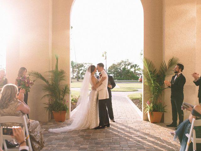 Steve and Liseil's Wedding in Dunedin, Florida 23