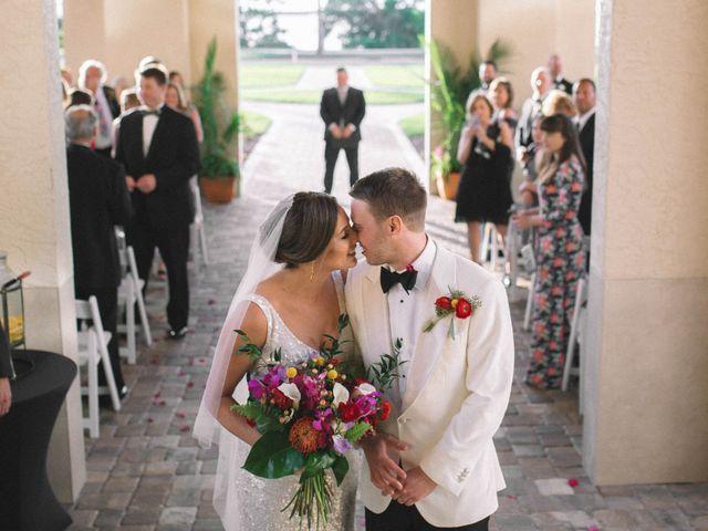 Steve and Liseil's Wedding in Dunedin, Florida 25