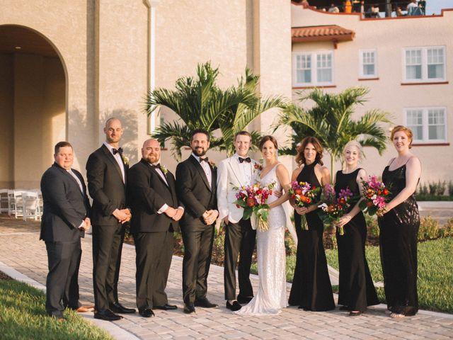 Steve and Liseil's Wedding in Dunedin, Florida 27