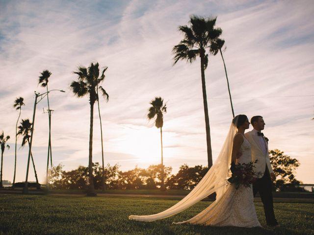 Steve and Liseil's Wedding in Dunedin, Florida 29