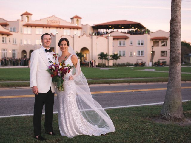 Steve and Liseil's Wedding in Dunedin, Florida 30