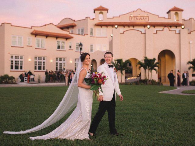 Steve and Liseil's Wedding in Dunedin, Florida 31