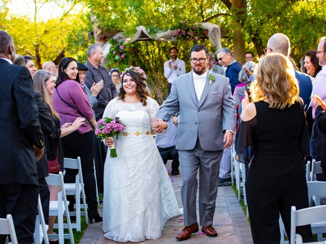 Sara and Michael's Wedding in Tucson, Arizona 13
