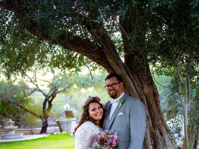 Sara and Michael's Wedding in Tucson, Arizona 17