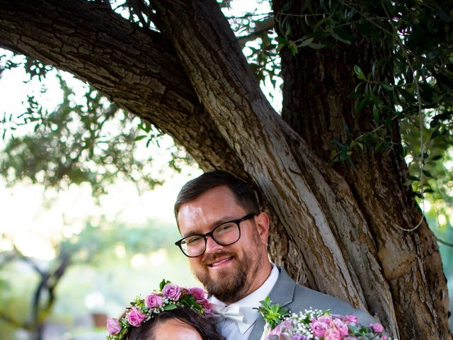 Sara and Michael's Wedding in Tucson, Arizona 18