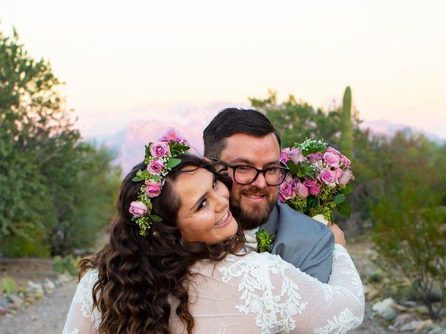 Sara and Michael's Wedding in Tucson, Arizona 19