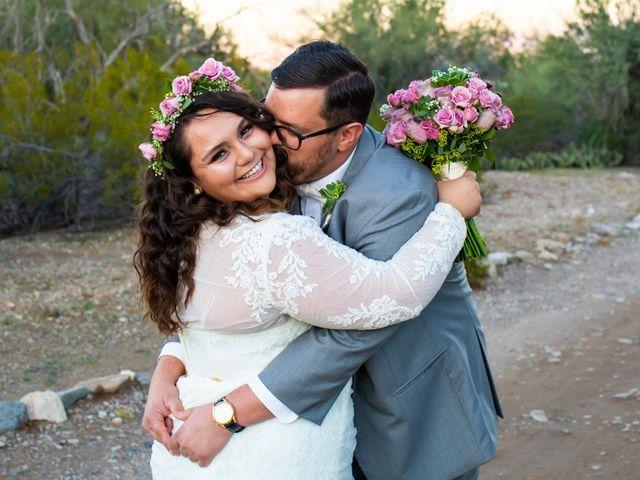 Sara and Michael's Wedding in Tucson, Arizona 20