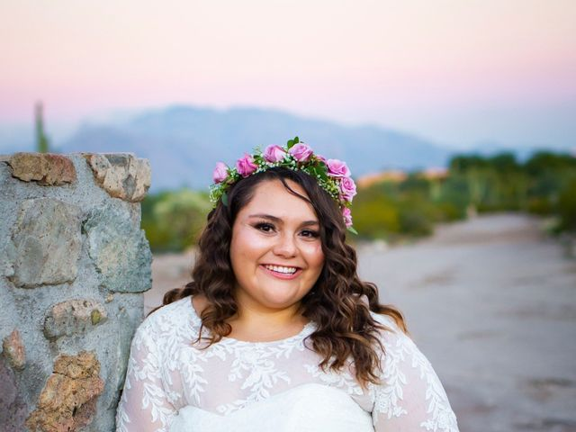 Sara and Michael's Wedding in Tucson, Arizona 24