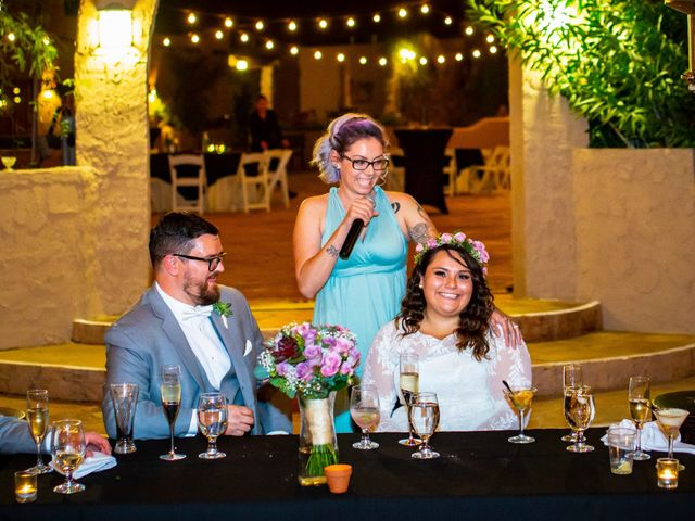 Sara and Michael's Wedding in Tucson, Arizona 29