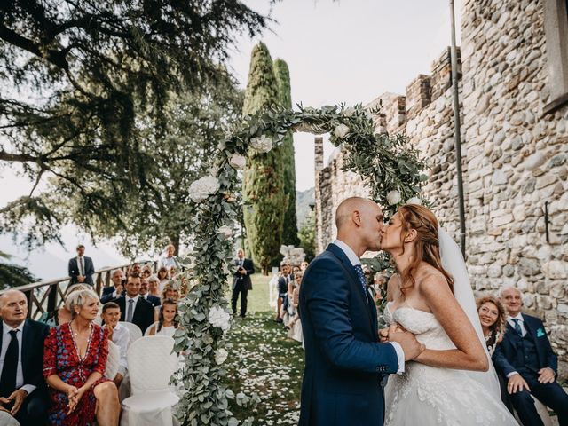 Fabio and Natasha's Wedding in Milan, Italy 62