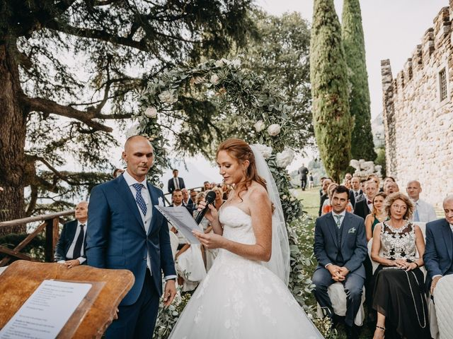 Fabio and Natasha's Wedding in Milan, Italy 70
