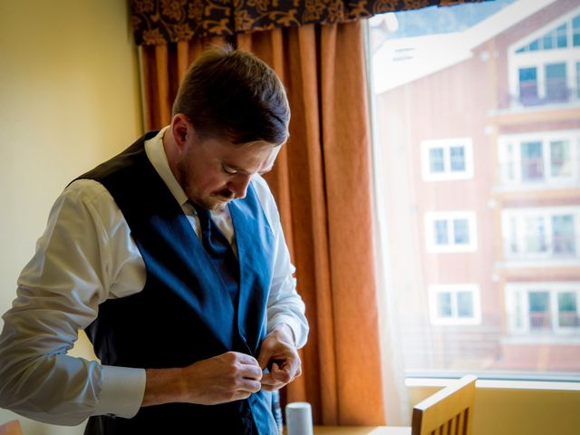Sean and Julie's Wedding in Crested Butte, Colorado 2