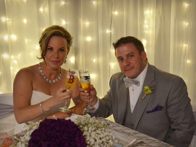 The wedding of Lisa and Moe