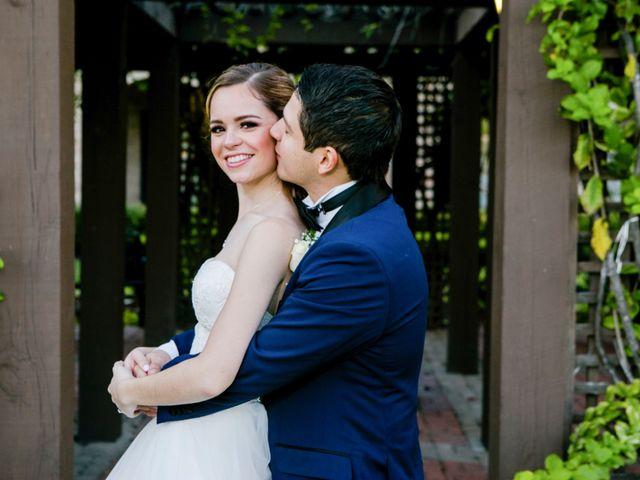 The wedding of Regina and Daniel