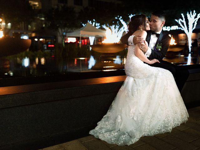 Jesus and Dena's Wedding in Houston, Texas 4