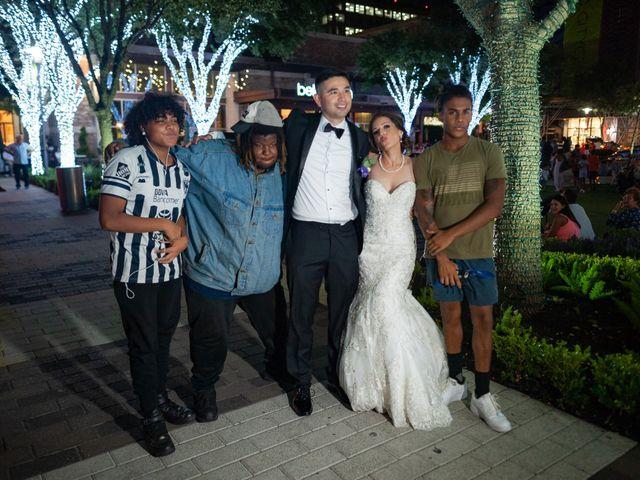 Jesus and Dena's Wedding in Houston, Texas 5