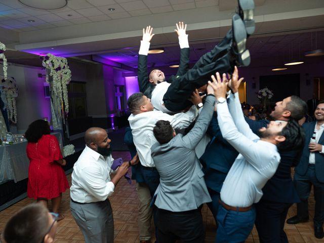 Jesus and Dena's Wedding in Houston, Texas 7