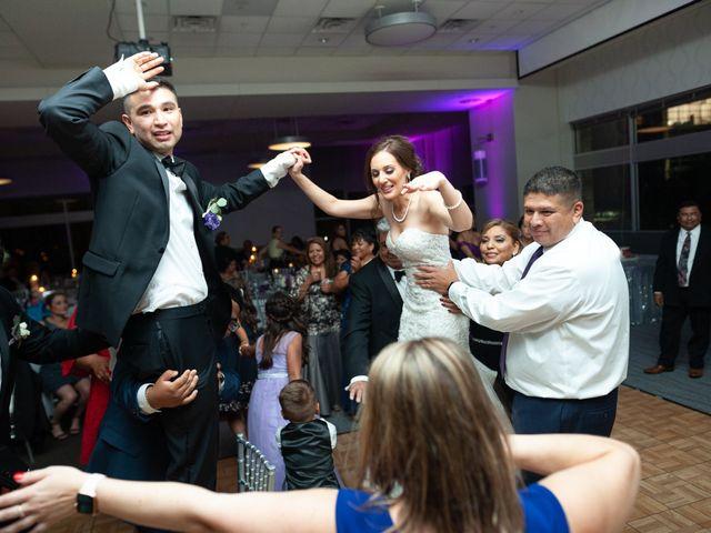 Jesus and Dena's Wedding in Houston, Texas 9