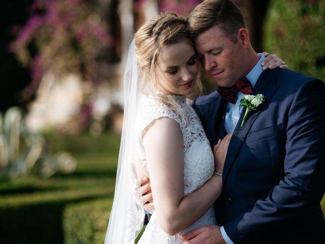 The wedding of Lauren and Isaac