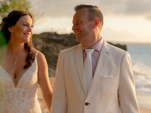 Tony and Heather's Wedding in Aguadilla, Puerto Rico 1