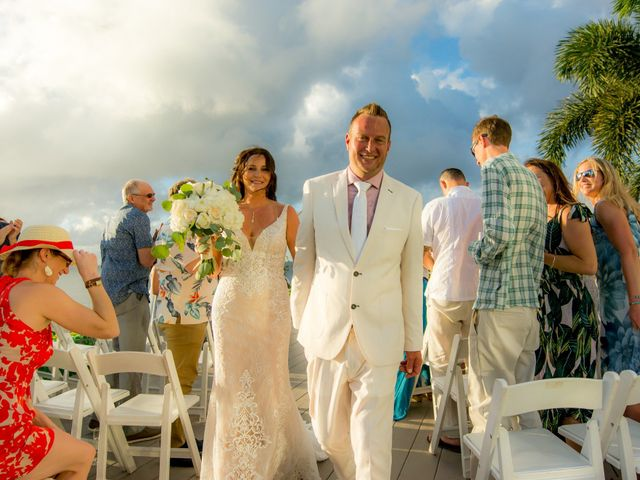 Tony and Heather's Wedding in Aguadilla, Puerto Rico 3